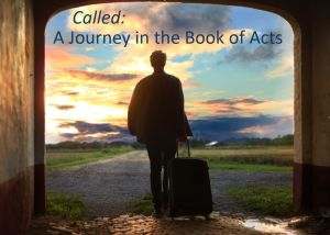Journey in the Book of Acts
