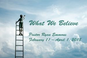 What We Believe 2