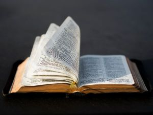 Is the Bible Enough - aaron-burden-TNlHf4m4gpI-unsplash