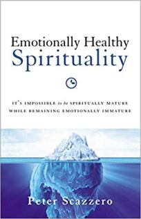 Emotionally Healthy Spirituality cover