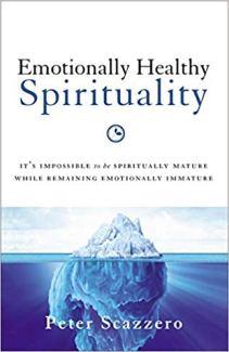 Emotionally Healthy Spirituality cover