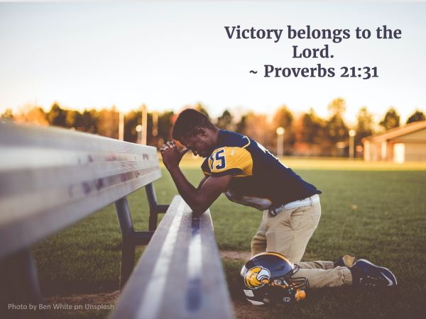 Victory Belongs to the Lord